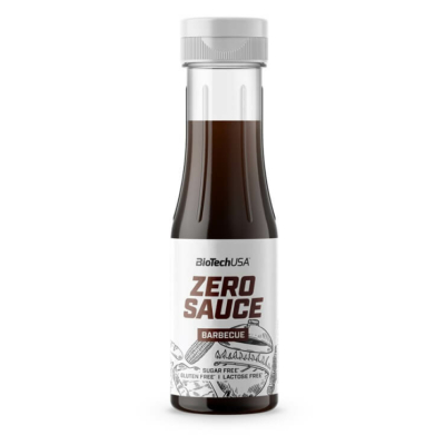 Biotech USA - Zero Sauce - Barbecue (BBQ) -350 ml