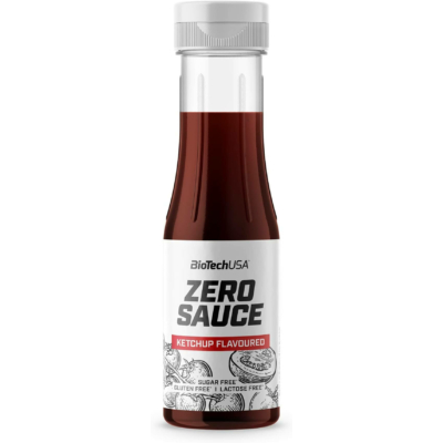 Biotech USA - Zero Sauce - Ketchup - 350 ml
