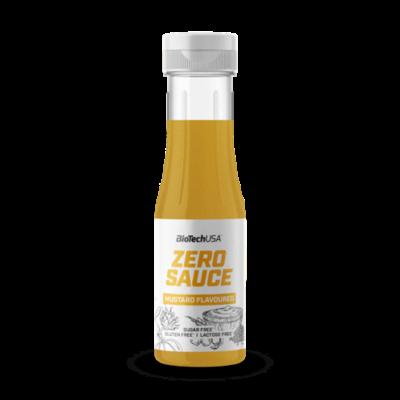 BiotechUSA -  Zero Mustar Sauce - 350 ml