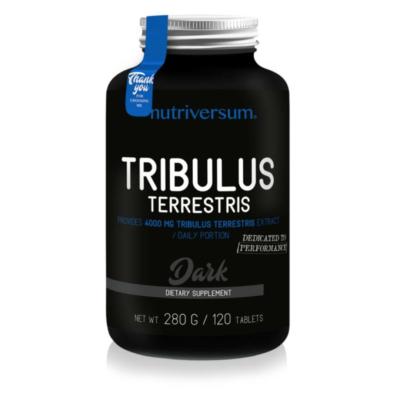 Nutriversum Tribulus Terrestris - Királydinnye kivonat - 120 tabletta