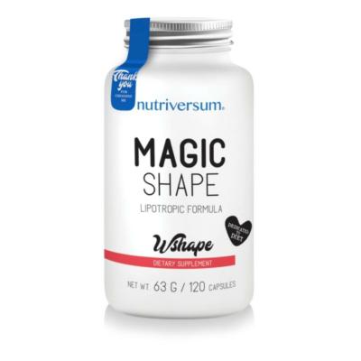 Nutriversum - Magic Shape - 120 db