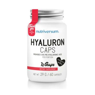 Nutriversum Hyaluron - hialuronsav