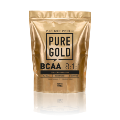 Pure Gold Protein - BCAA 8:1:1 - 500g