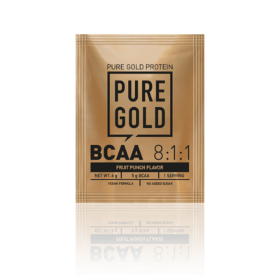 Pure Gold Protein - BCAA 8:1:1- 6g