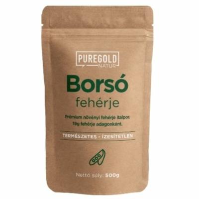 Pure Gold Protein - Natur Line Borsó Fehérje - 500g