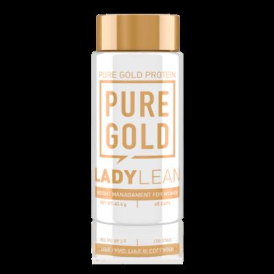 Pure Gold Protein - Lady Lean - 60db zsírégető kapszula