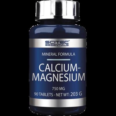 Scitec Nutriton Calcium-Magnesium, kalcium és magnézium tabletta