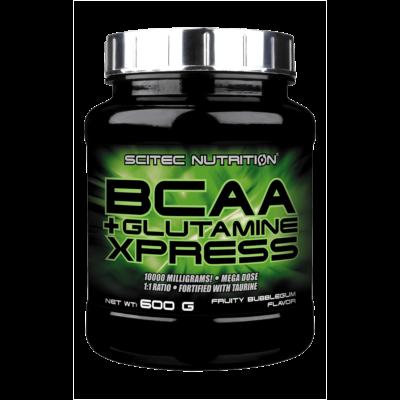 Scitec Nutrition - BCAA + Glutamine Xpress - 600 gr