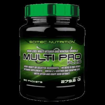 Scitec Nutrition - Multi-Pro Plus - 30 pak.