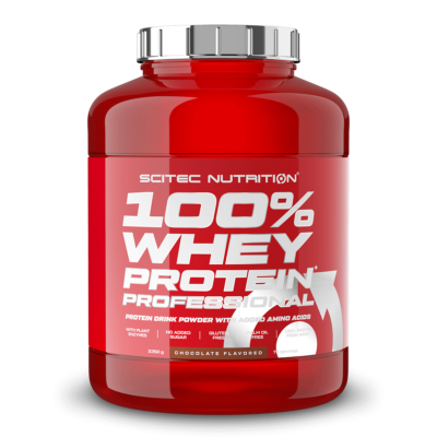 Scitec Nutrition - 100% Whey Protein Professional - 2,35kg
