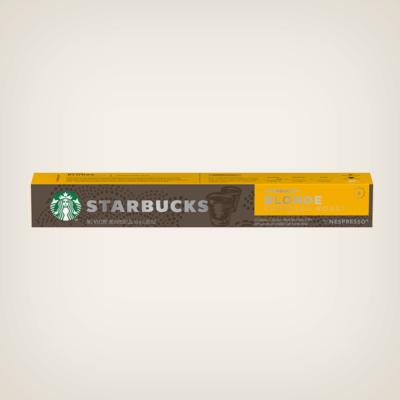 Nespresso Starbucks Blonde Espresso (10)