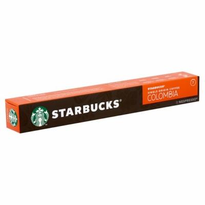 Starbucks by Nespresso Colombia 10db