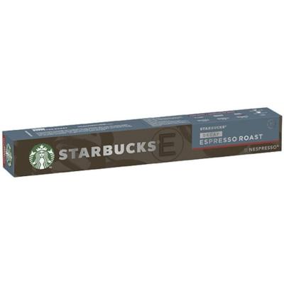 Nespresso Starbucks Espresso Roast Decaffeinato - koffeinmentes kávékapszula, 10db