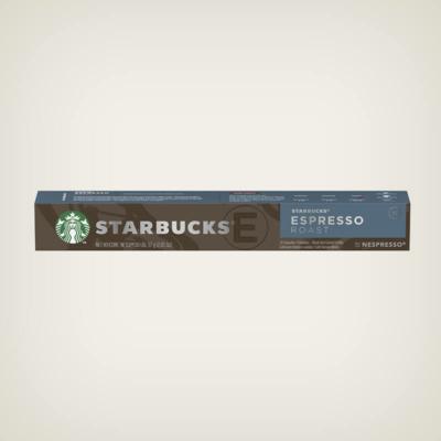 Nespresso Starbucks Espresso Roast (10)