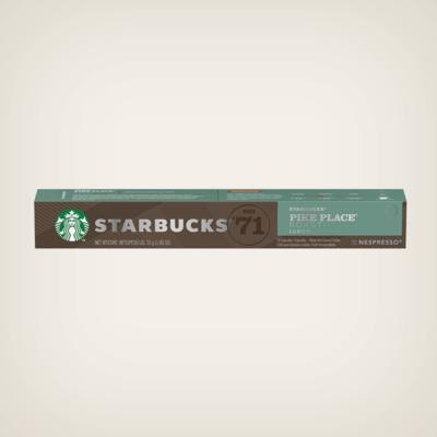 Nespresso Starbucks Pike Place Roast (10)