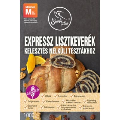 Szafi - Expressz lisztkeverék kelesztés nélküli tésztákhoz - 1000 g
