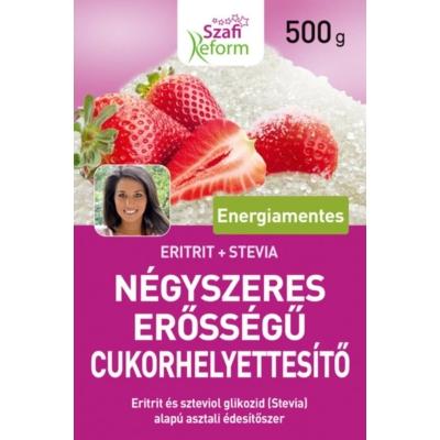 Szafi - Négyszeres erősségű édesítő - 500g