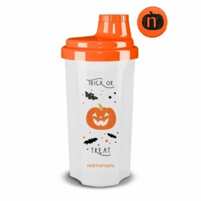 Nutriversum - Sötétben világító shaker - Trick or Treat - 500 ml