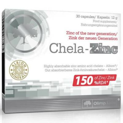Olimp Labs - Chela-Zinc - (30)