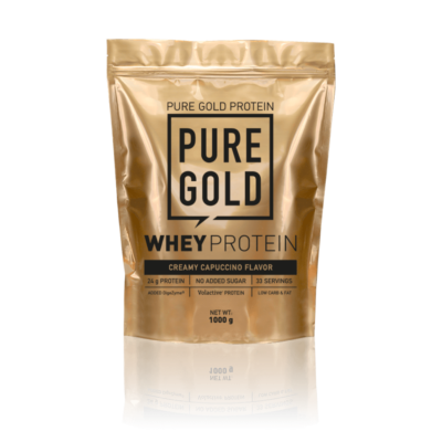 Pure Gold Protein - Whey Protein - fehérje koncentrátum, 1kg