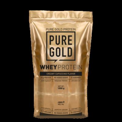 Pure Gold Protein - Whey Protein - fehérje koncentrátum, 1kg