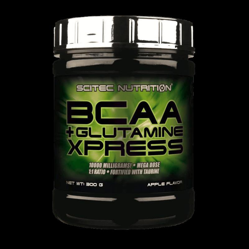 Scitec Nutrition - BCAA + Glutamine Xpress - 300 gr