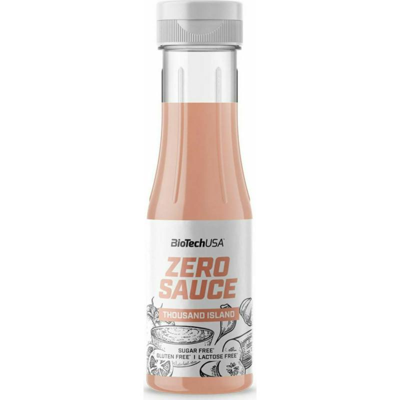 Biotech USA - Zero Sauce - Ezersziget Öntet - 350 ml