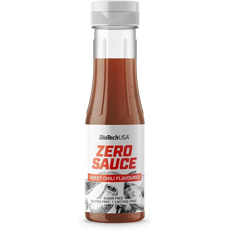Biotech USA - Zero Sauce - Édes Chili - 350 ml