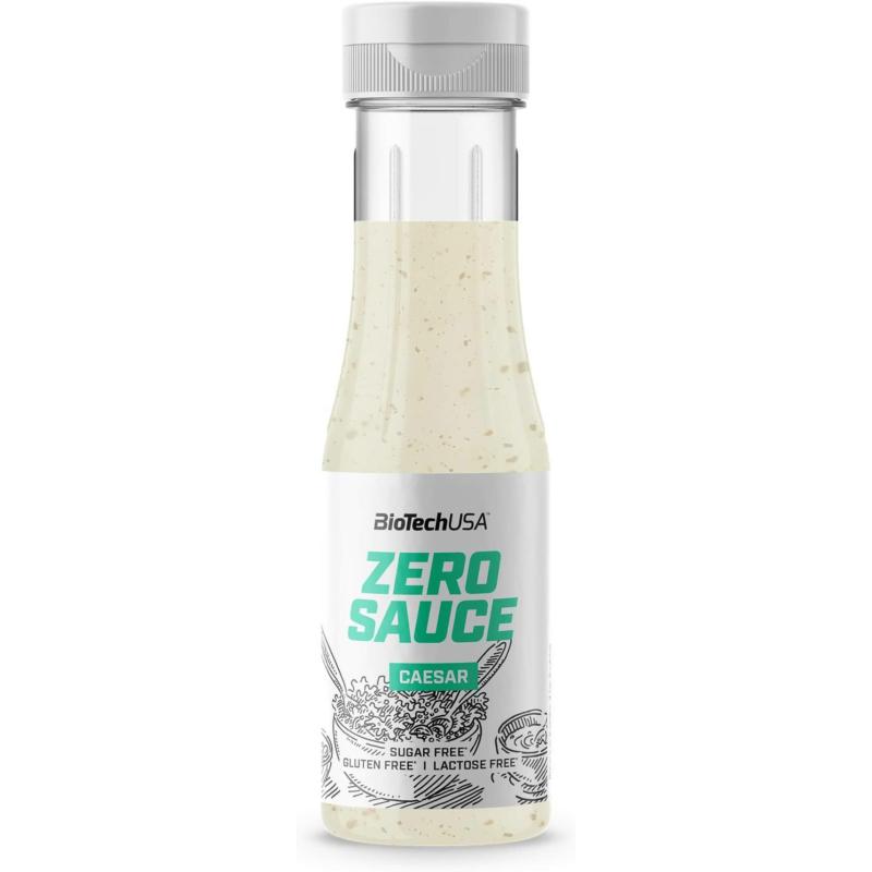 Biotech USA - Zero Sauce - Caesar Öntet - 350 ml