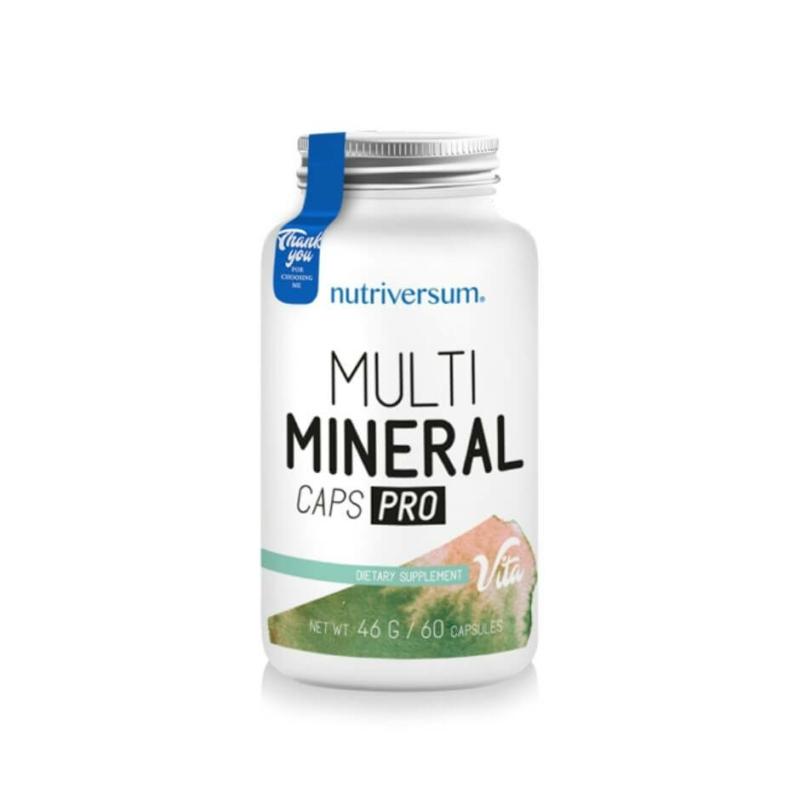 Nutriversum mineral complex, ásványi anyag vitamin