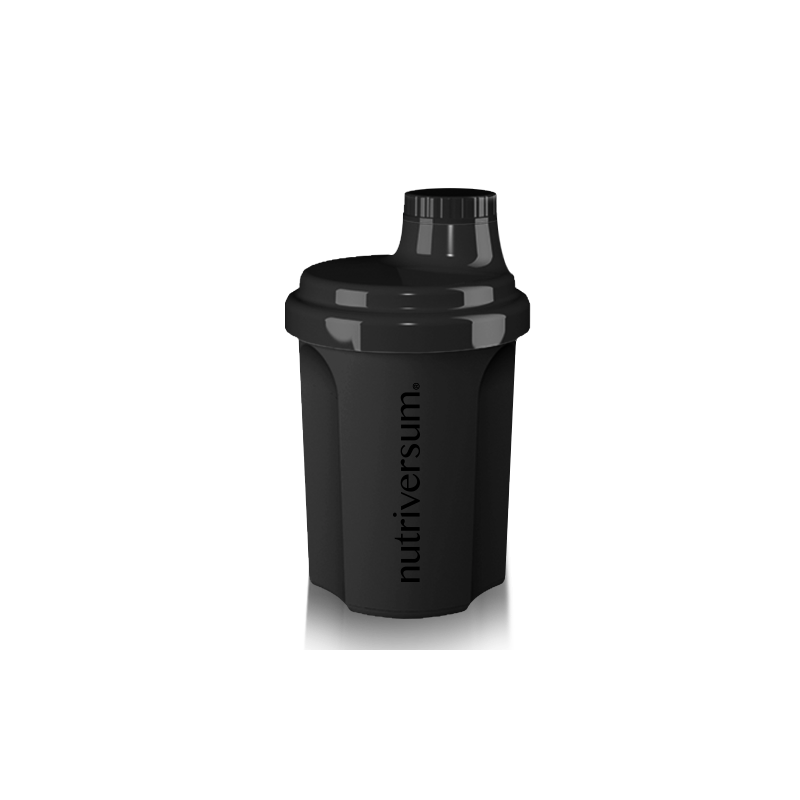 nutriversum dark shaker - 300ml