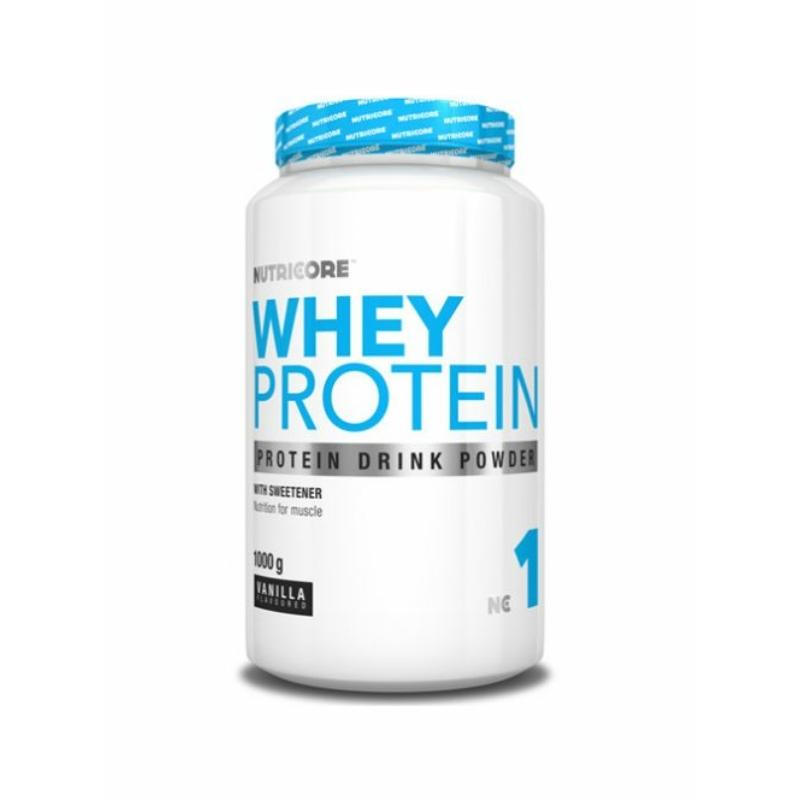 Nutricore - Whey Protein - fehérje - 1kg