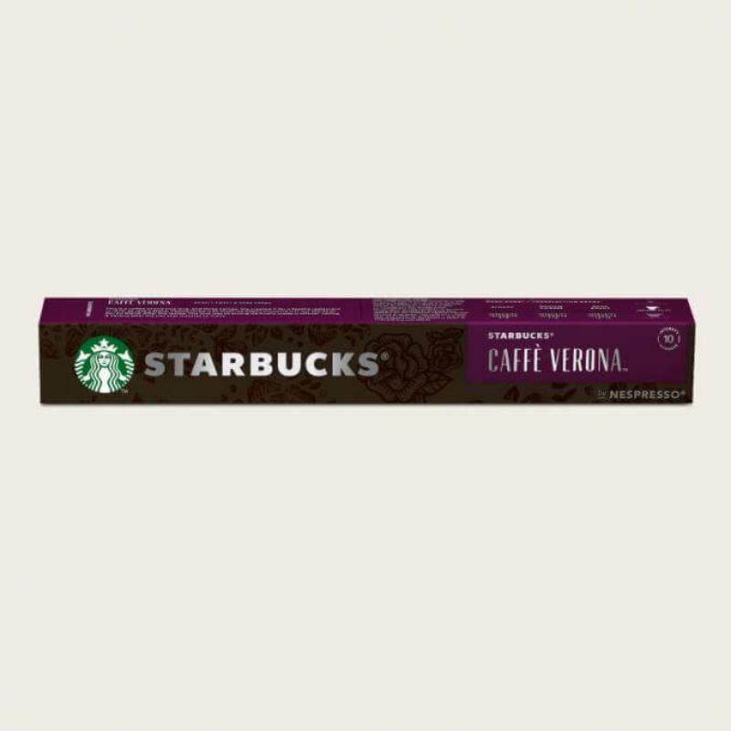 STARBUCKS CAFFÉ VERONA  BY NESPRESSO