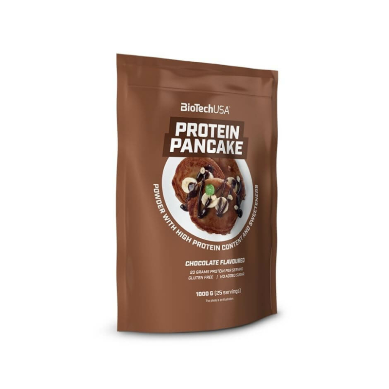 BiotechUSA  - Protein Pancake - fehérjés palacsinta por - 1kg