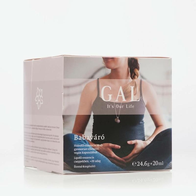 GAL - babaváró vitamin