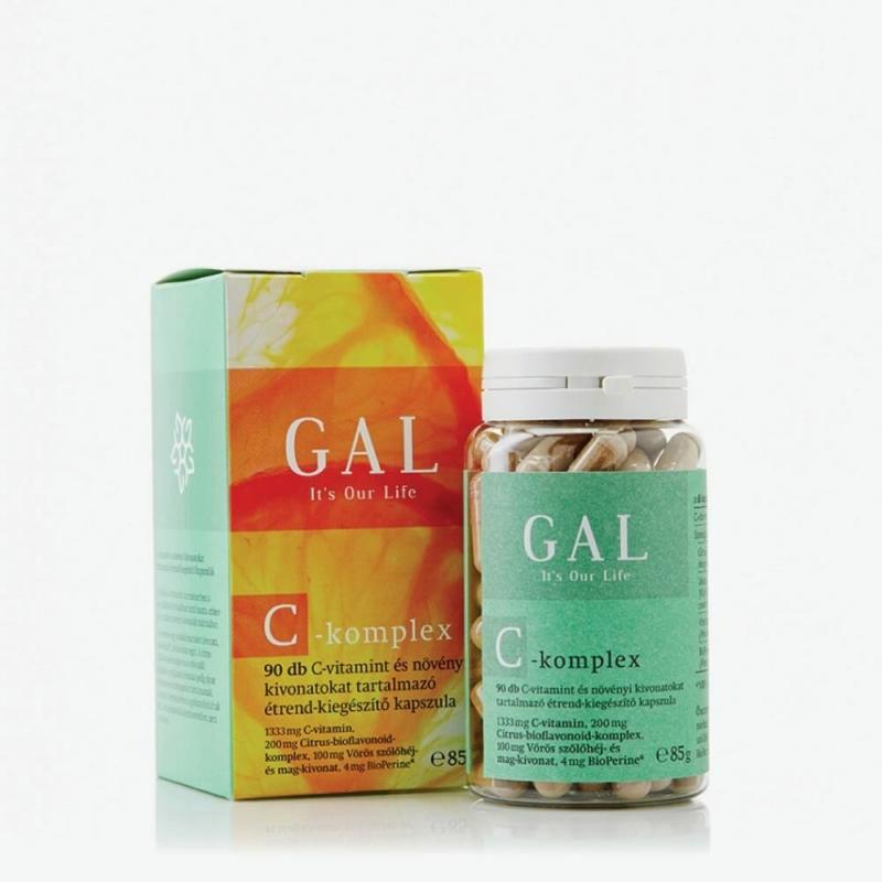 GAL - C-complex, C-vitamin