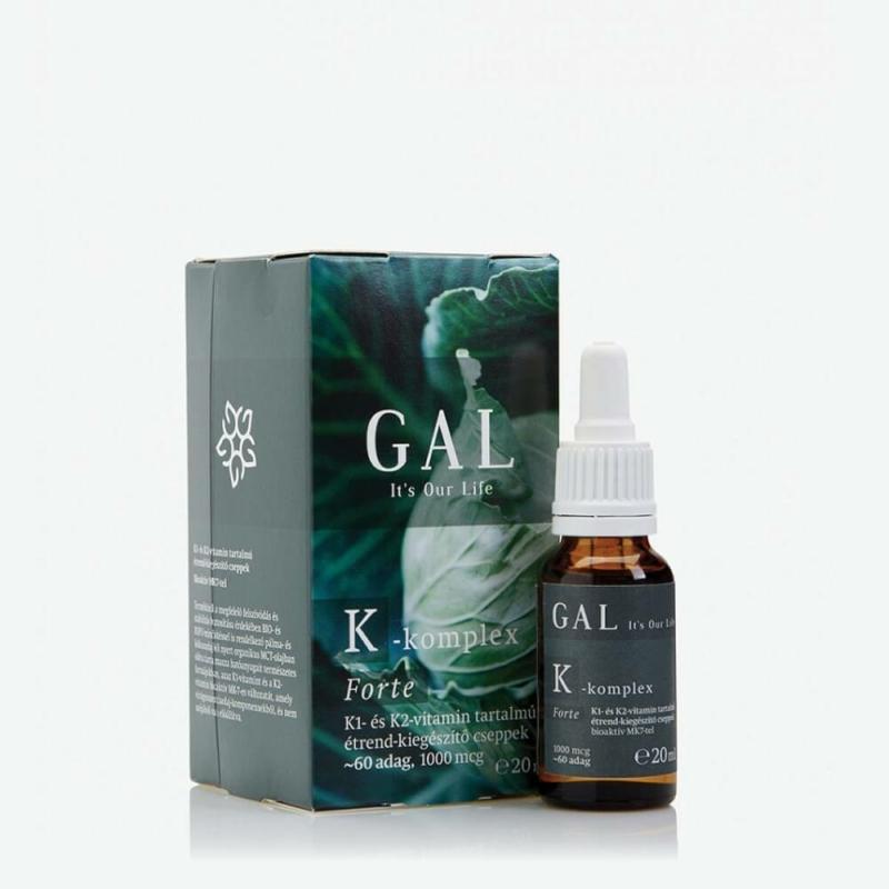 GAL - K-complex forte, k-vitamin csepp