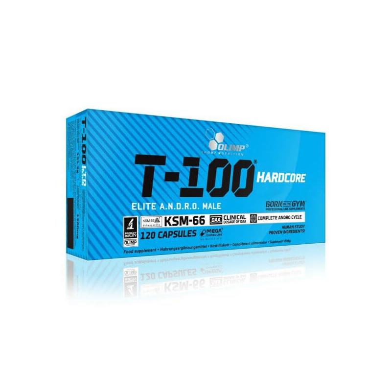 Olimp - T-100 Hardcore tesztoszteron fokozó
