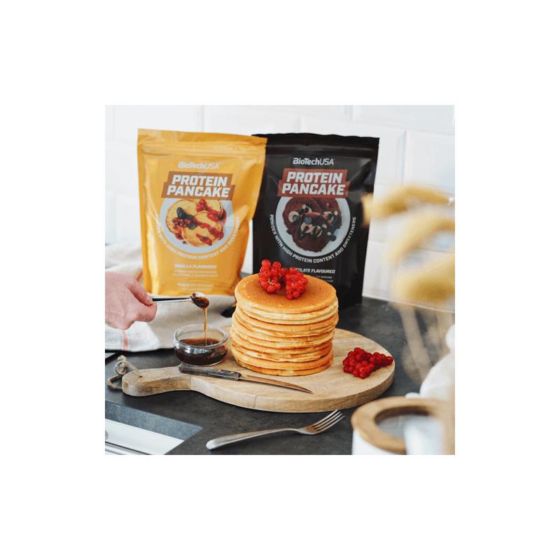 protein pancake - fehérjés palacsinta - BiotechUSA