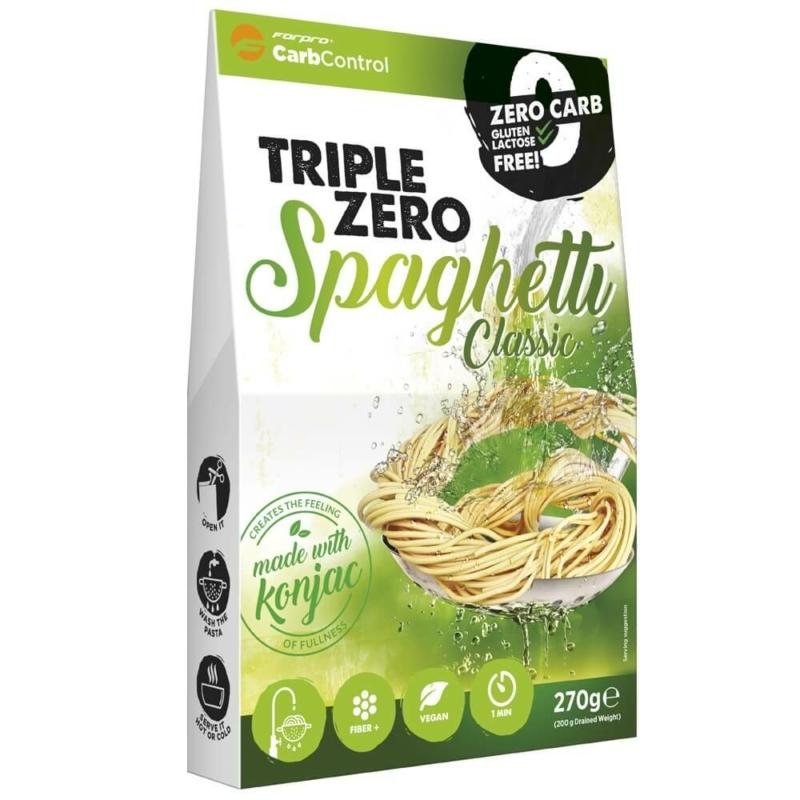 ForPro klasszikus spagetti, zero spagetti tészta, zero classic pasta