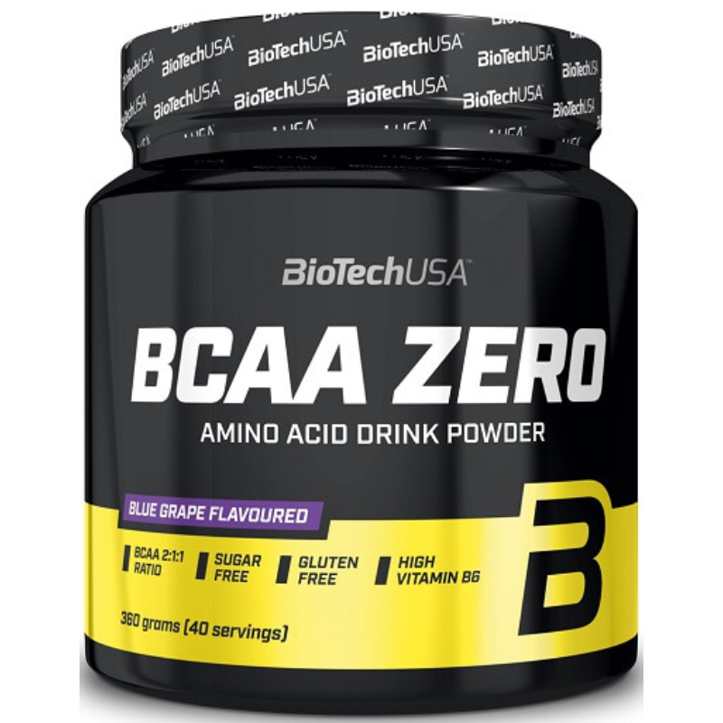 BiotechUSA - Bcaa Zero aminosav - 360g