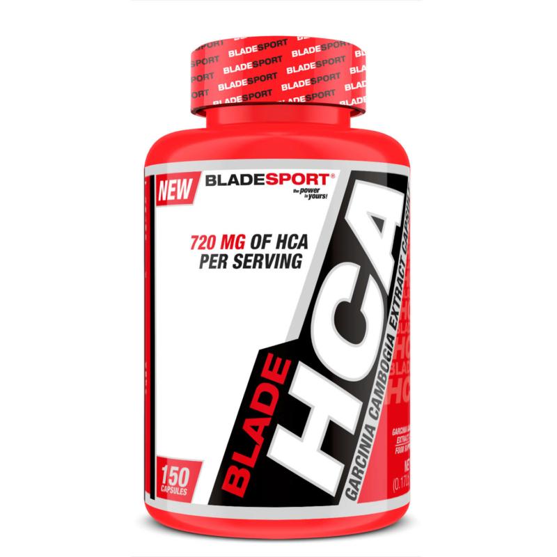 Blade Sport - HCA zsírégető és étvágycsökkentő étrend-kiegészítő kapszula