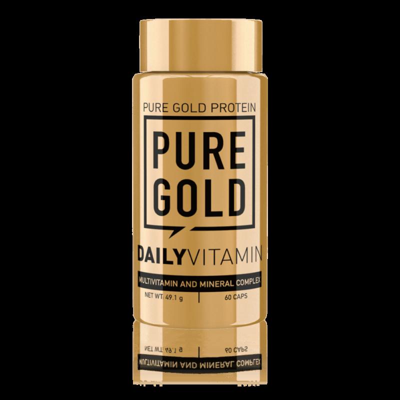 Pure Gold Protein - Daily vitamin - multivitamin