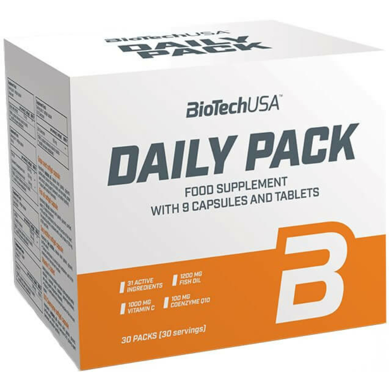 Biotech USA Daily Pack vitamin pakk
