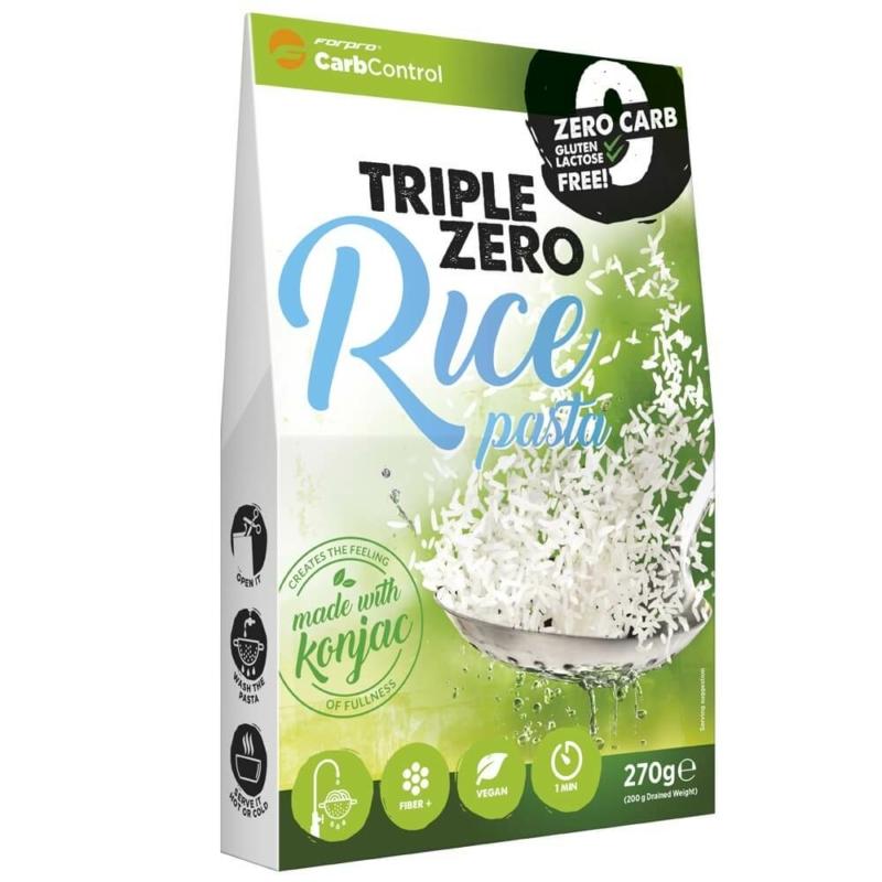 zéró rizs, kalóriamentes rizs