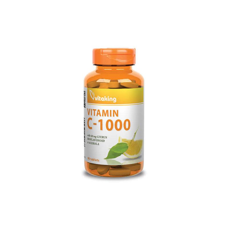 Vitaking - C-1000 - C-vitamin