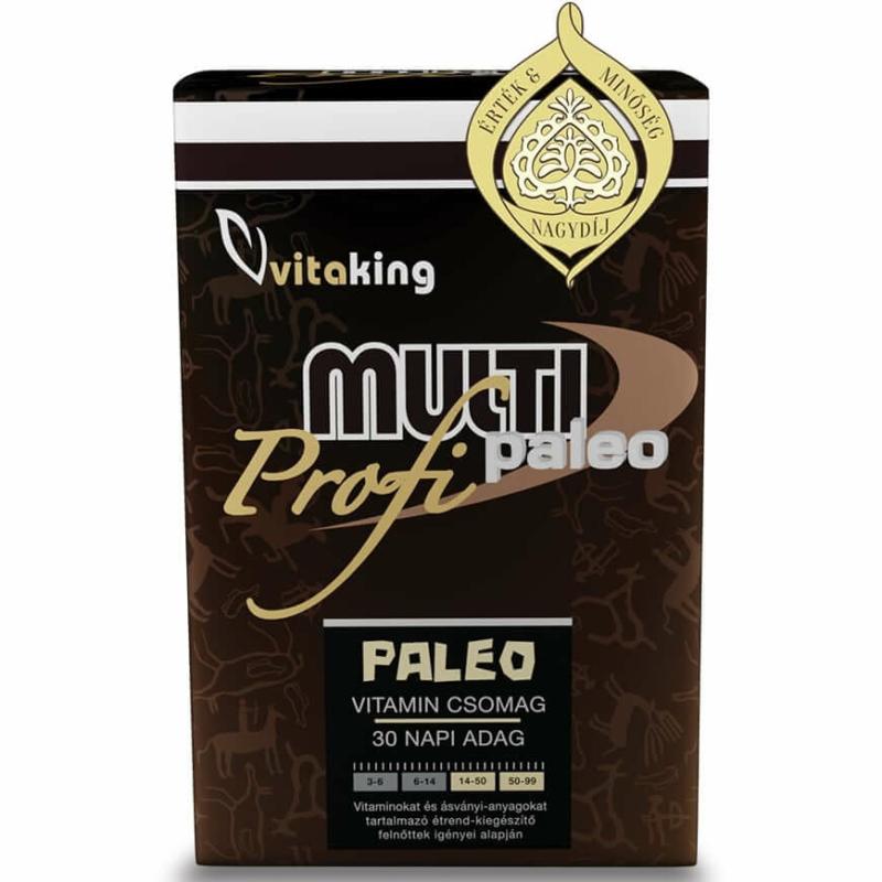 Vitaking Multi Paleo Profi (30 pak.)