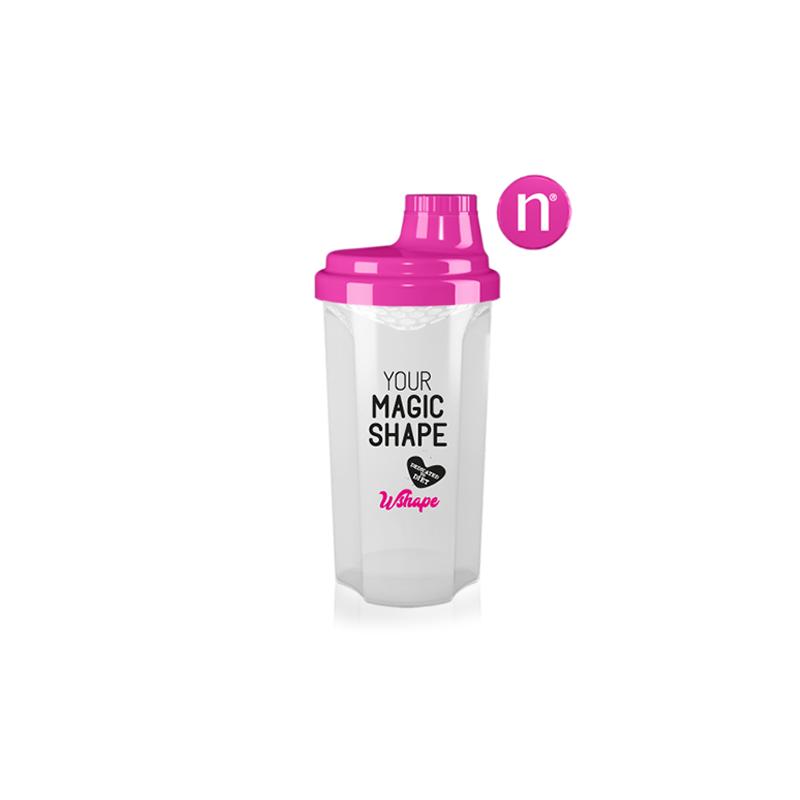shaker, keverőpalack, 500ml, bpa mentes, nutriversum márka