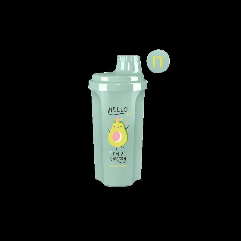 Nutriversum - Avocado Shaker - 500ml keverőpalack