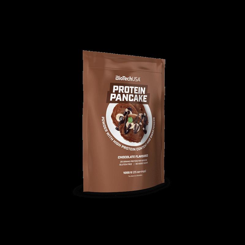 BiotechUSA Protein Pancake palacsintapor – csokoládé ízű  1000 g